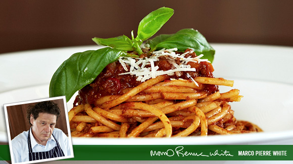 Bolognese with Marco's Twist