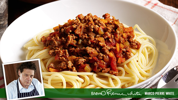 Home Recipes Quick Bolognese Sauce