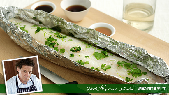 Chinese-style Cod Fillet