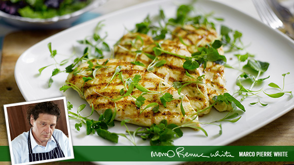 Chicken with Watercress