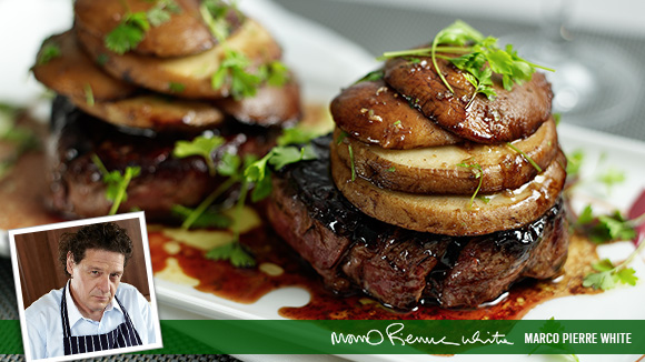 how to cook mushrooms for steak