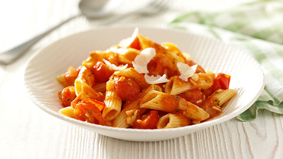 Tomato and Herb Pasta