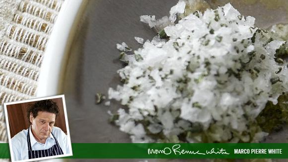 Rosemary or Thyme Salt