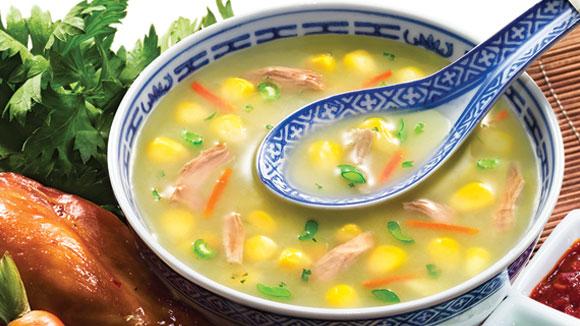 Home Recipes Chicken Sweet Corn Soup RECIPE
