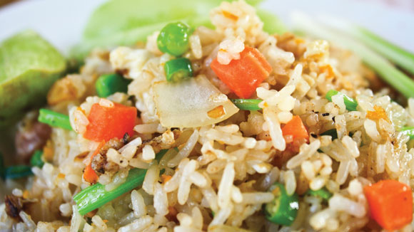 Alfa img - Showing > Asian Vegetable Fried Rice Recipe