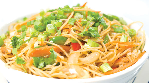 CHINESE NOODLES/ HAKKA NOODLES RECIPE