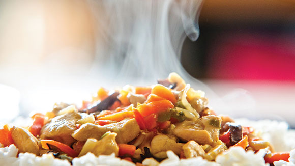Chinese Sizzler  RECIPE