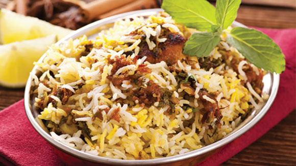 HYDERABADI VEGETABLE BIRYANI RECIPE