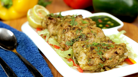 yummly indian spiced grilled grilled indian spiced butter chicken ...