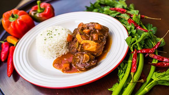 Ossobucco Stew