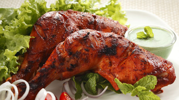 Quick Tandoori Chicken