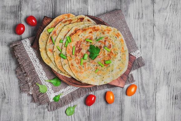 Umbalakada Vegetable Roti