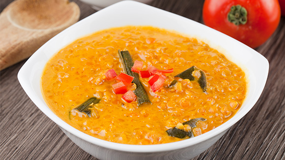 Masala Dhal curry