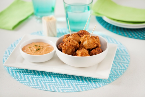 Crispy Chicken popcorn