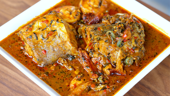 Seafood recipes yam porridge knorr nigeria recipes abak atama soup forumfinder Image collections