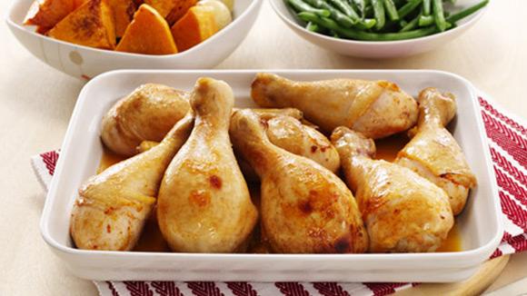 Cook-in-Bag Honey BBQ  Chicken