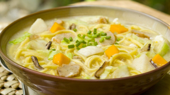 Lomi Soup Recipe