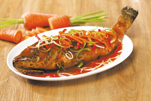 We 39 re sorry knorr for Fish escabeche recipe