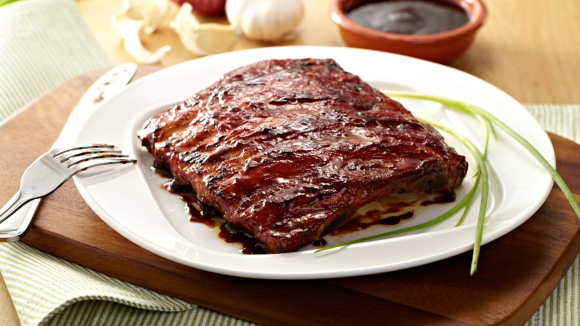 Home Recipes Char Siu Ribs Recipe