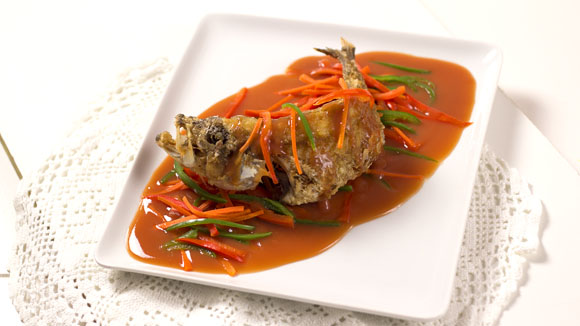 Escabeche recipe for Fish escabeche recipe