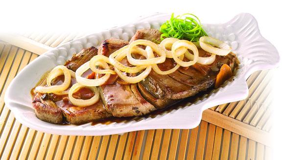 Fish calamansi steak recipe for Fish steak recipe