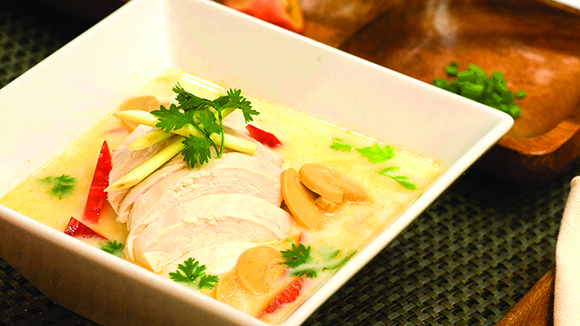 Tasty Pinoy Style Tom Ka Gai Recipe