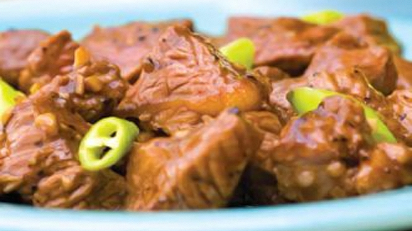 Easy Salpicao Recipe