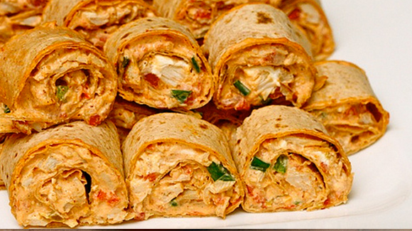 Chicken Mexican Roll
