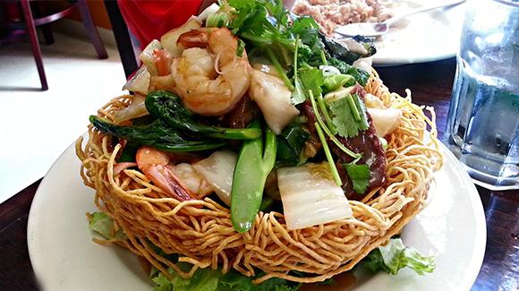 Noodles Basket