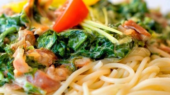 Tri Color Noodles