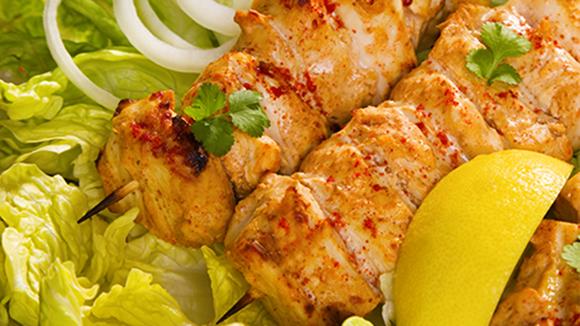 Shahi Chicken & Paneer tikka boti