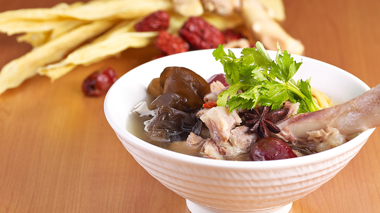 Hainanese Mutton Soup