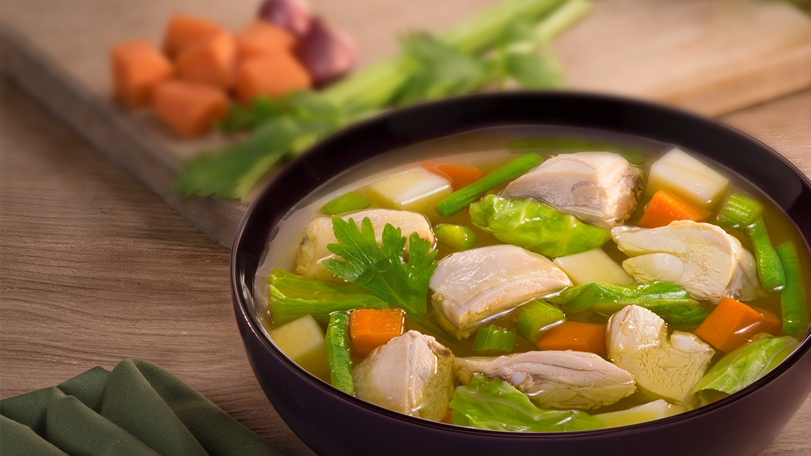 SIGNATURE CHICKEN SOUP