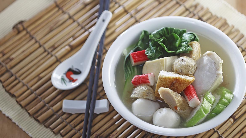 Yong Tao Foo Soup
