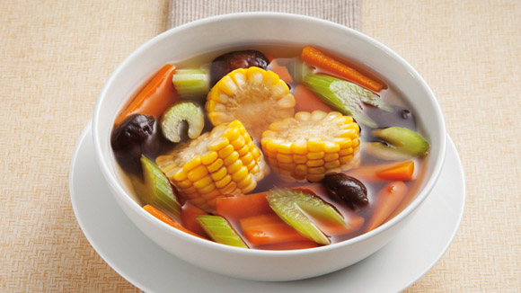 Original Mixed Vegetable Soup