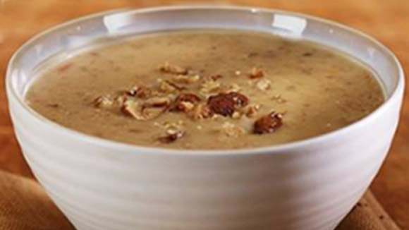 Autumn Chestnut Soup