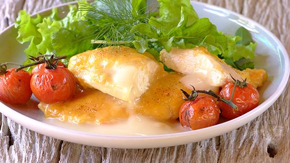 Extra Cheesy Chicken Rarebit Recipe