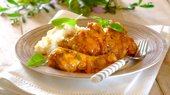 BBQ Chakalaka chicken