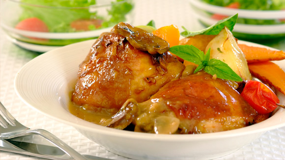 Apricot chicken | Chicken Recipes | What's for Dinner