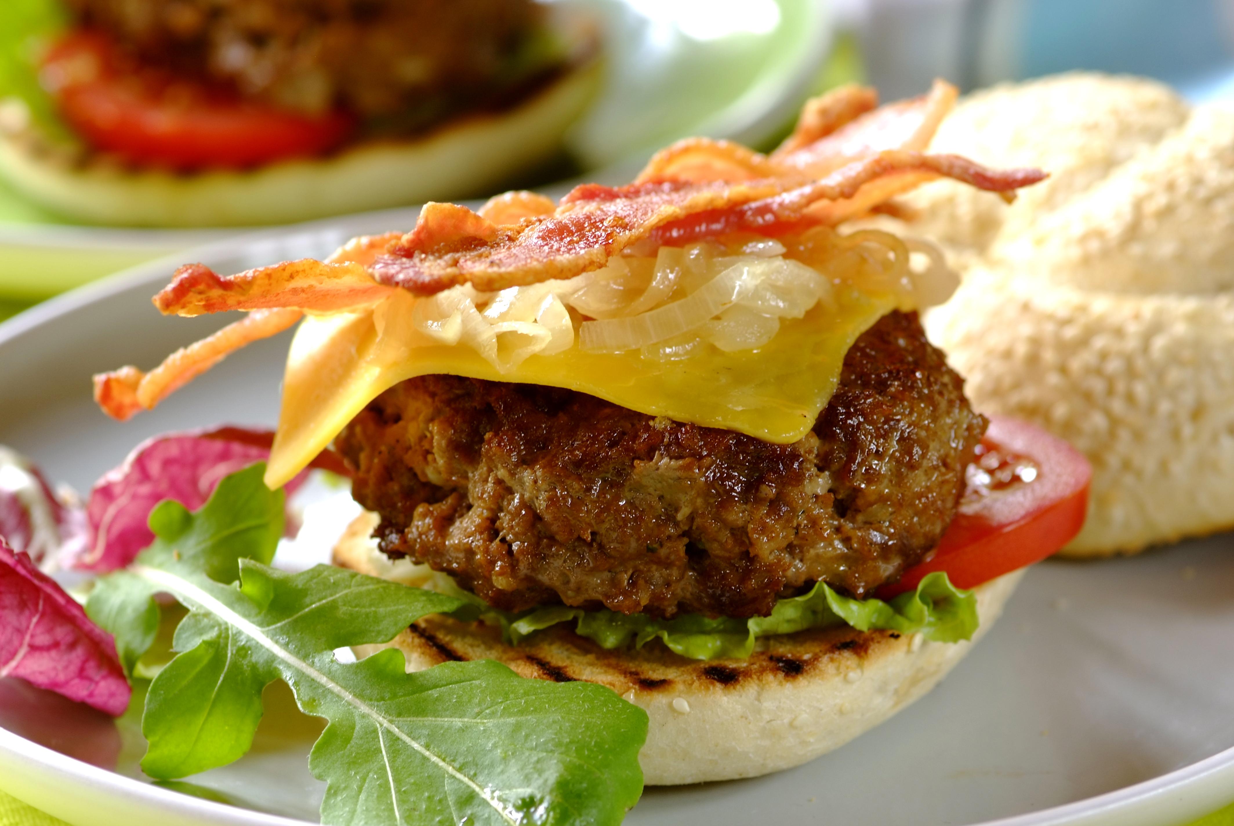 Big Beef Braai Burgers