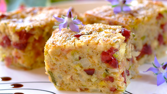 Cranberry, Sage and Feta Stuffing
