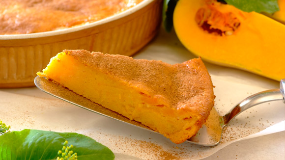 Crustless Butternut Tart