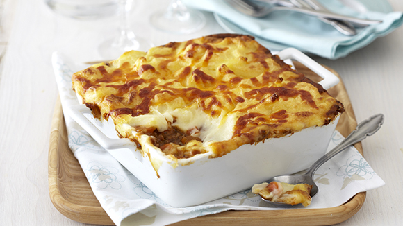 Festive Cottage Pie