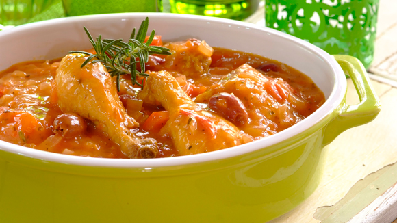French-Style Chicken Stew
