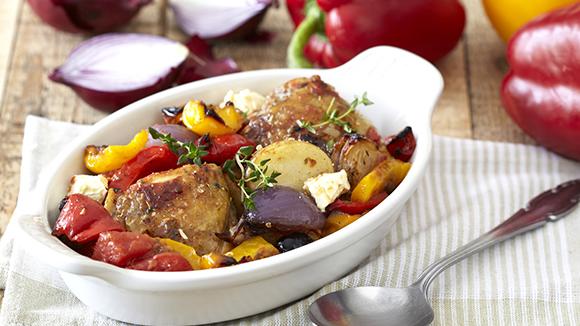 savor or easy greek chicken casserole greek eggplant and chicken greek ...