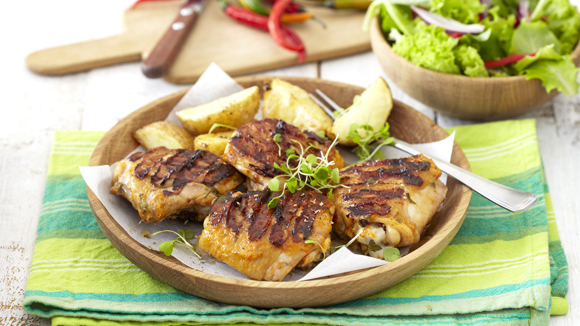Spicy Peri-Peri Braai Chicken