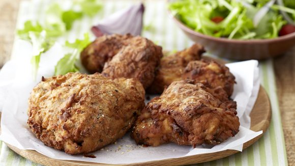Home Recipes Southern Fried Chicken