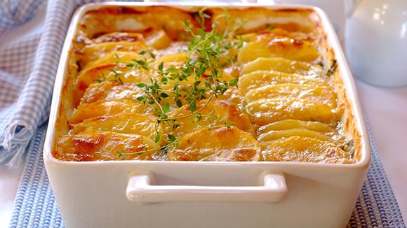 Home recipes thai spiced haddock and potato bake