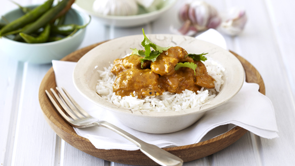 Truly Delicious Indian Butter Chicken