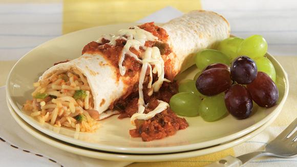 Rice Enchilada
